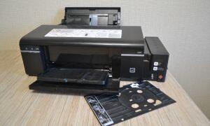 Разборка Epson L800 (часть 1)