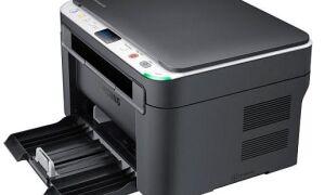 Ошибка «не совместимый картридж с тонером» в Samsung scx-3220/3200