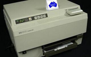 Устройство и принцип работы лазерного принтера