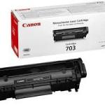Инструкция по заправке Canon 703