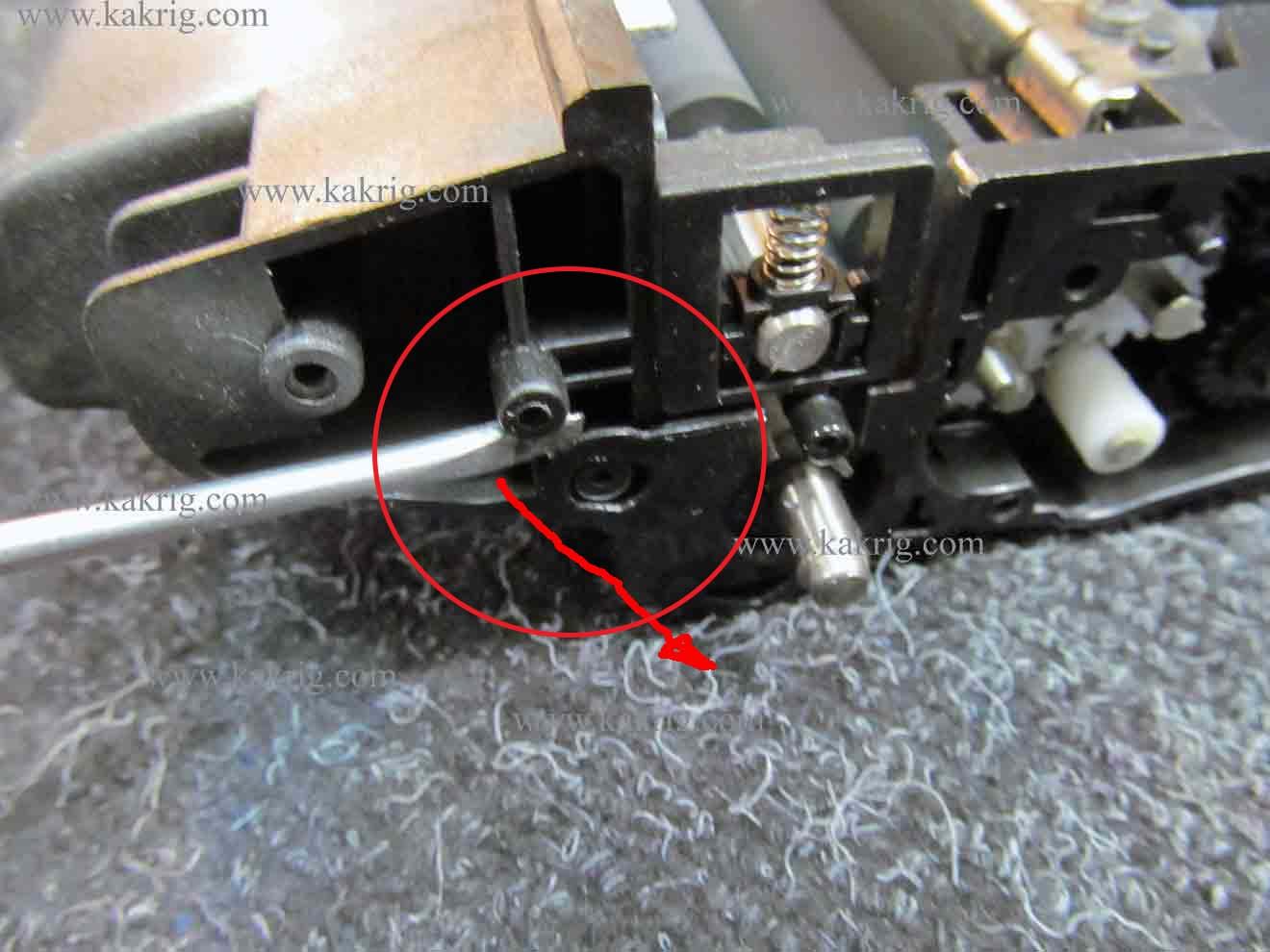 Инструкция Заправка Xerox Phaser 6500