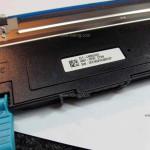 Samsung CLP-310/315 инструкция по заправке