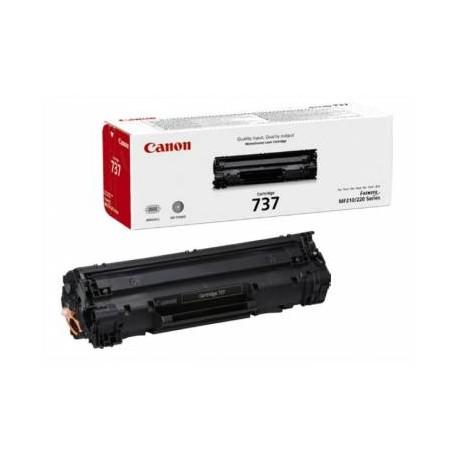 Canon 737 картридж заправка инструкция