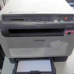 Не захватывает бумагу принтер Samsung CLX 2160